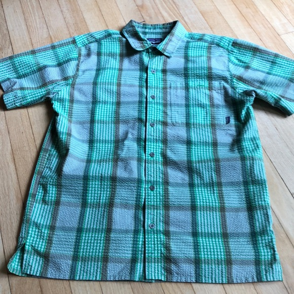 Patagonia Other - Patagonia short sleeve button up shirt